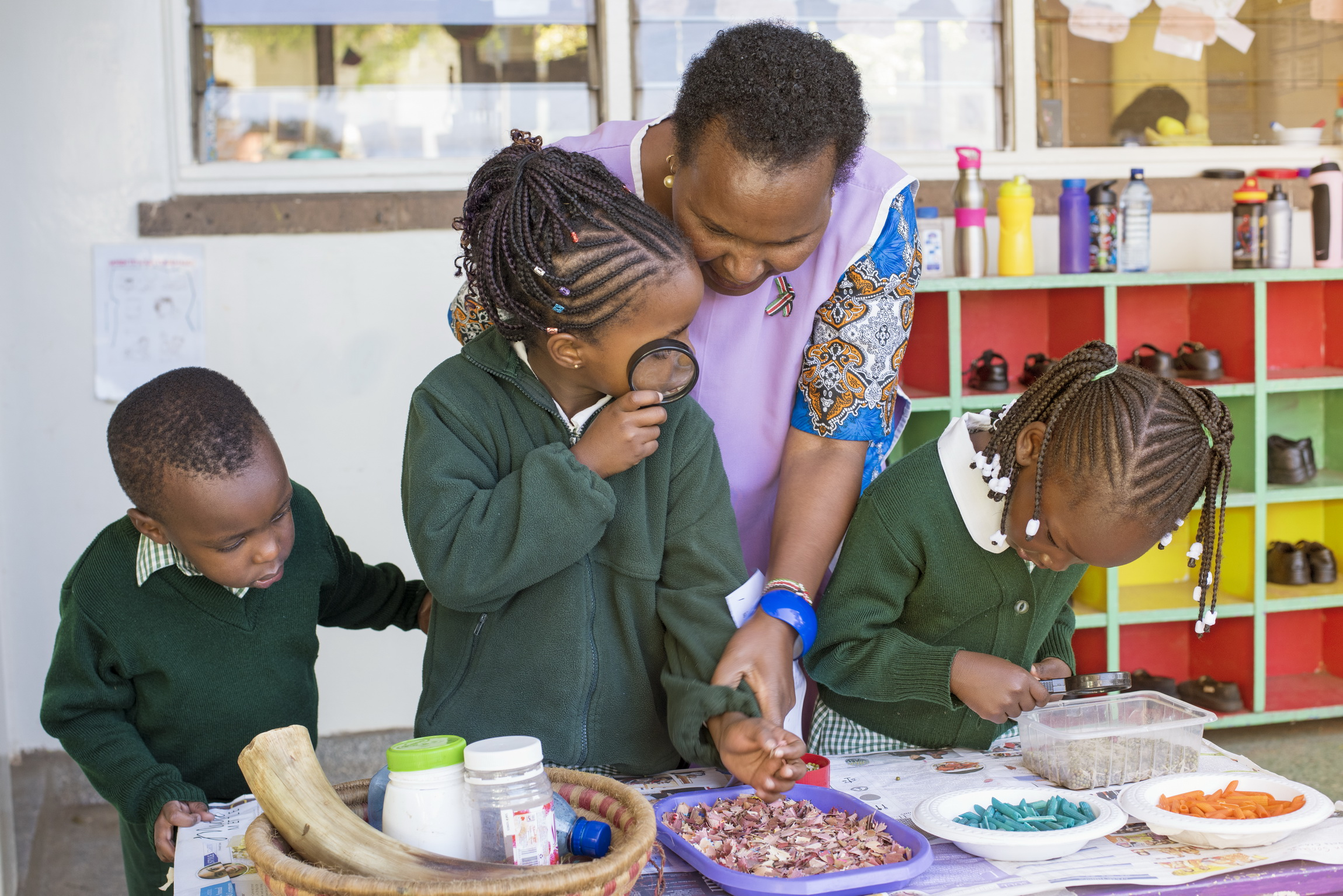 AKDN in pictures: Endeavours in Education (Africa) | Aga Khan