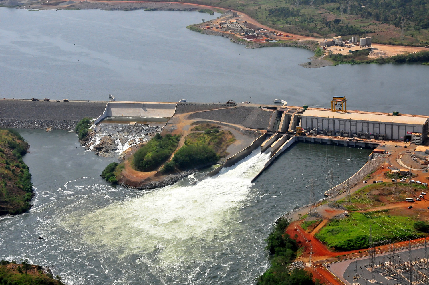 bujagali dum project The world bank is so keen to promote the bujagali ii hydropower project as the solution to uganda's energy problems that it has set up a special website for it.