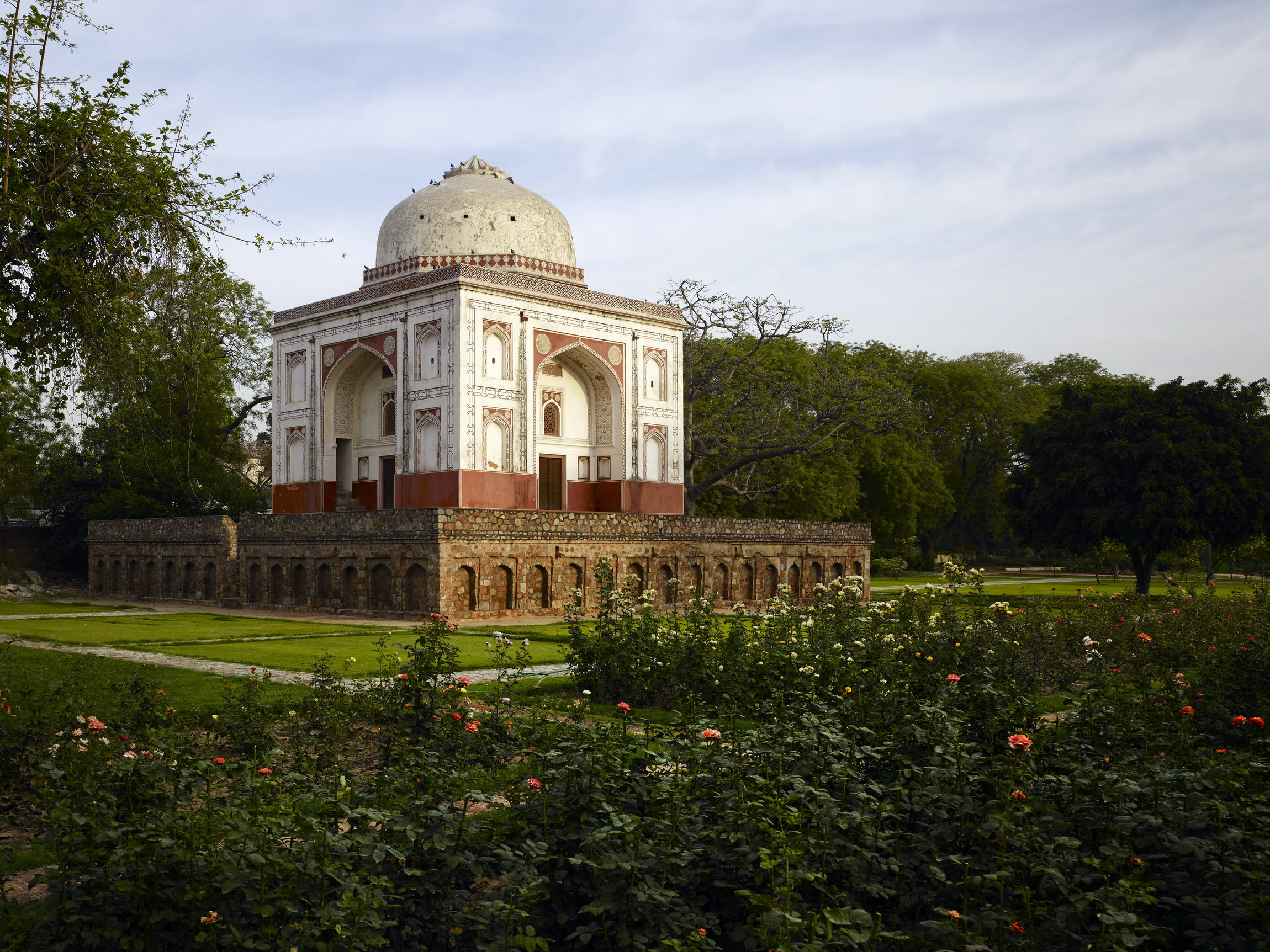 A lost garden emerges: Sunder Nursery, Delhi, India | Aga Khan ...