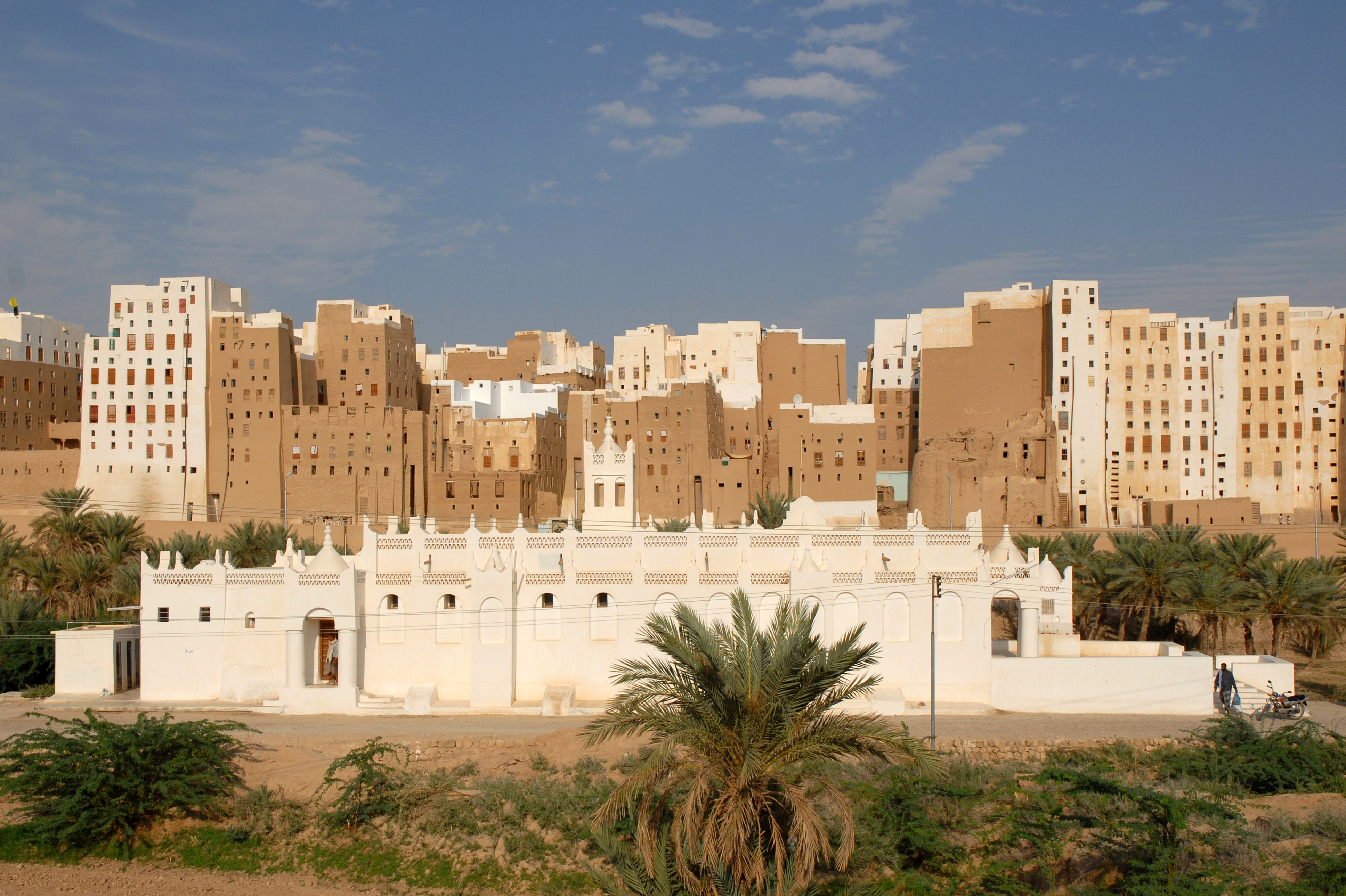 Rehabilitation of the old city aga khan development network for Architecture yemen