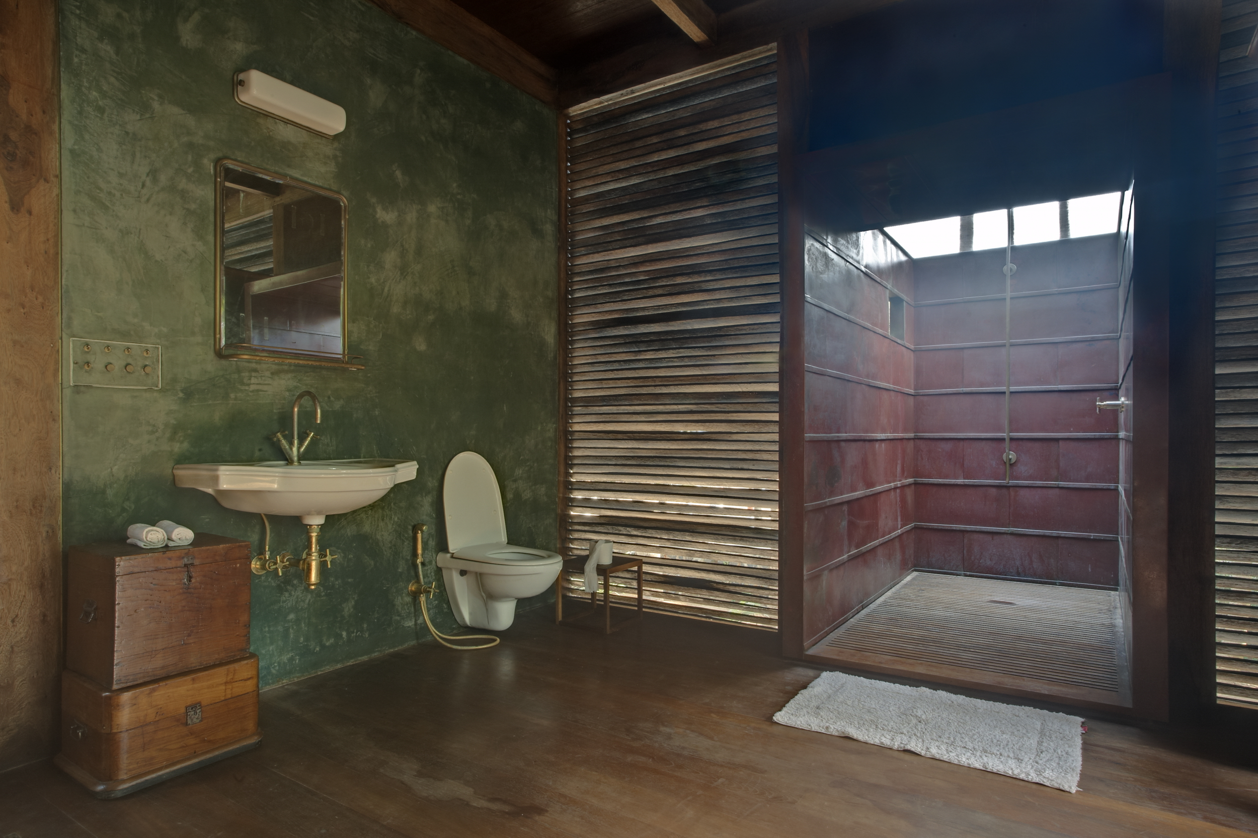 master bathroom with its open : architecture bathroom toilet